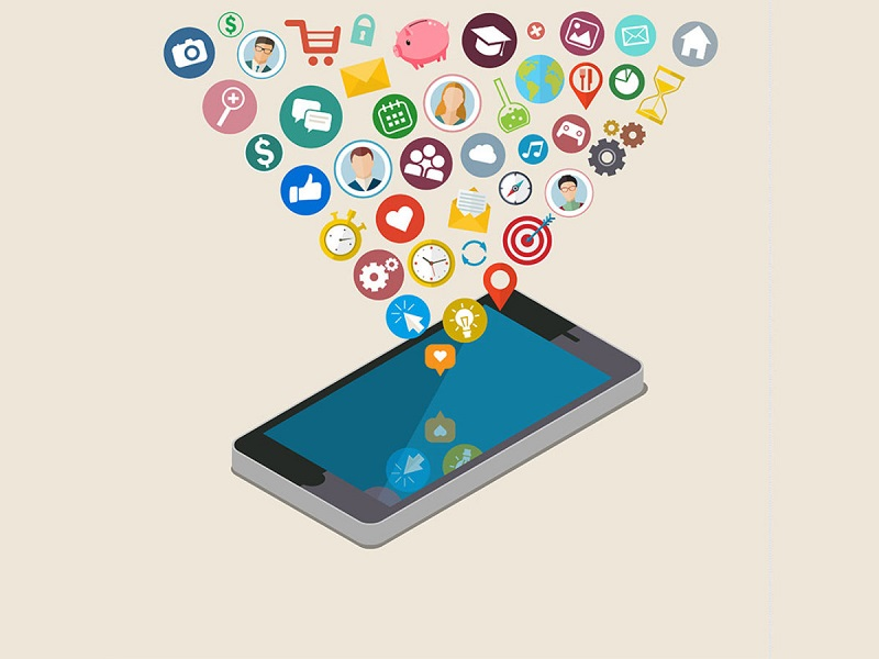 Use better versions of mobile apps